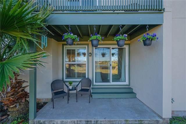 302 St Andrews Street G105, Rockport, TX 78382 (MLS #376399) :: South Coast Real Estate, LLC