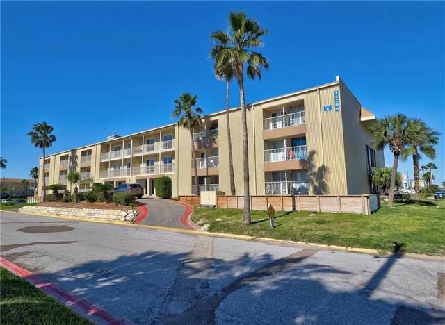 14300 S Padre Island Drive #174, Corpus Christi, TX 78418 (MLS #376442) :: South Coast Real Estate, LLC