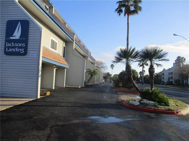 3402 Ocean Dr. #35, Corpus Christi, TX 78404 (MLS #376490) :: KM Premier Real Estate