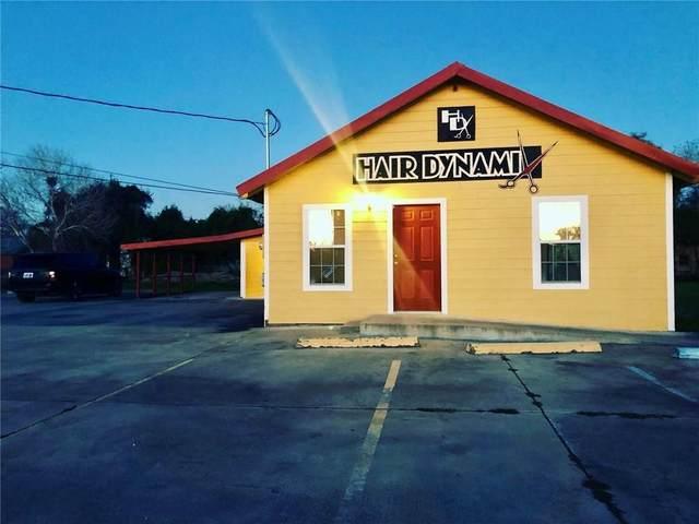 1101 S Washington Street, Beeville, TX 78102 (MLS #376500) :: South Coast Real Estate, LLC