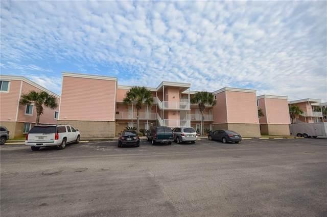 700 Island Retreat Road #146, Port Aransas, TX 78373 (MLS #376612) :: KM Premier Real Estate