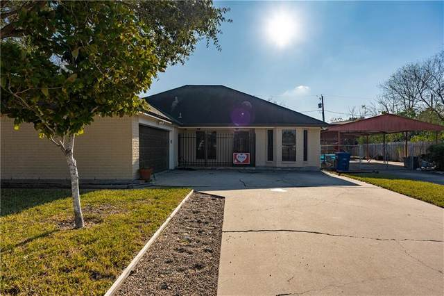 3810 Brookhaven Drive, Corpus Christi, TX 78410 (MLS #376618) :: South Coast Real Estate, LLC