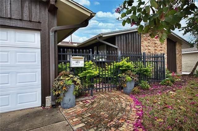 1022 Herndon Street, Corpus Christi, TX 78411 (MLS #376626) :: KM Premier Real Estate
