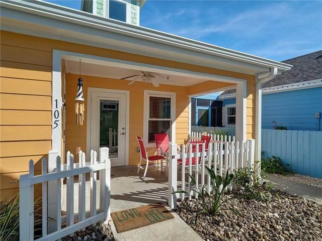2212 State Highway 361 #105, Port Aransas, TX 78373 (MLS #376638) :: KM Premier Real Estate