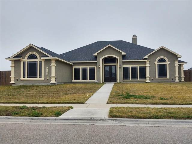 2166 Shadi Street, Corpus Christi, TX 78418 (MLS #376639) :: KM Premier Real Estate