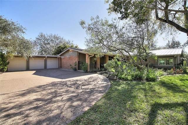 4891 Ocean Drive, Corpus Christi, TX 78412 (MLS #376642) :: KM Premier Real Estate
