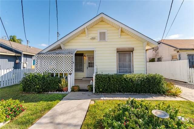 1318 Seventh, Corpus Christi, TX 78404 (MLS #376644) :: KM Premier Real Estate