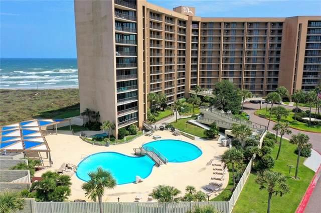 6649 Seacomber Drive #406, Port Aransas, TX 78373 (MLS #376648) :: South Coast Real Estate, LLC
