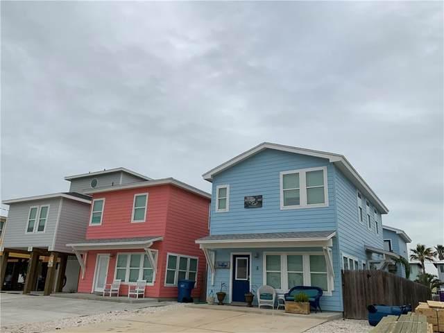 319 Tenth Street, Port Aransas, TX 78373 (MLS #376654) :: KM Premier Real Estate