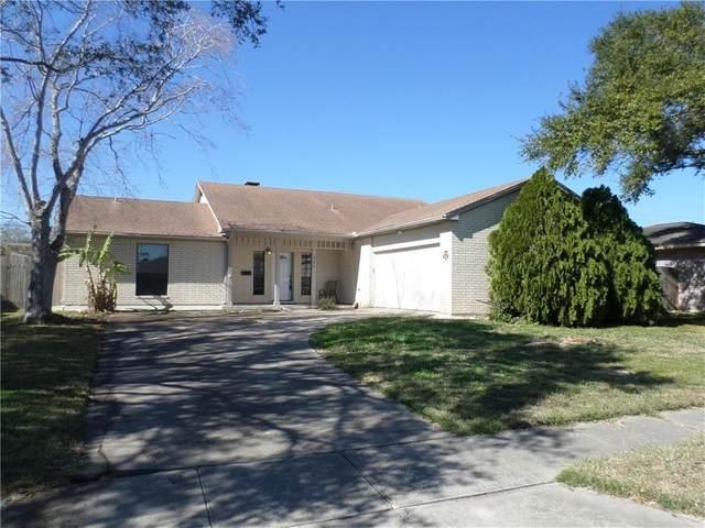 546 Poenisch Drive, Corpus Christi, TX 78412 (MLS #376657) :: KM Premier Real Estate