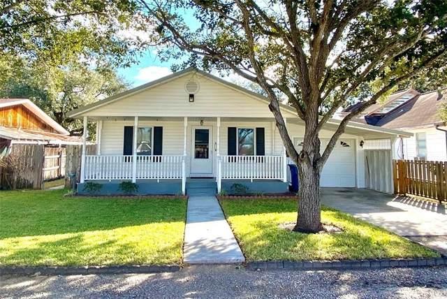209 Hugh Street, Sinton, TX 78387 (MLS #376673) :: South Coast Real Estate, LLC