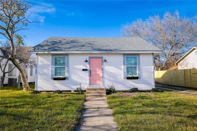 458 Louisiana Avenue, Corpus Christi, TX 78404 (MLS #376707) :: KM Premier Real Estate