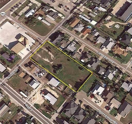 901 S 9th Street, Port Aransas, TX 78373 (MLS #376747) :: KM Premier Real Estate