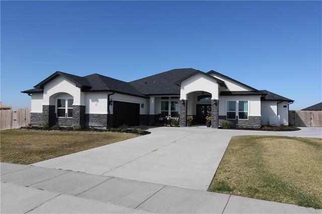 714 Battle Creek Drive, Corpus Christi, TX 78415 (MLS #376756) :: KM Premier Real Estate