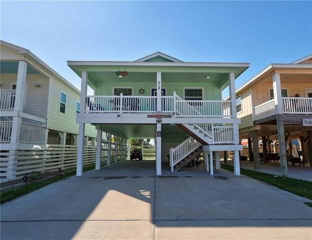 312 Avenue J, Port Aransas, TX 78373 (MLS #376758) :: KM Premier Real Estate