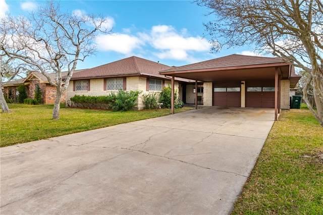 1110 Sealane Drive, Corpus Christi, TX 78412 (MLS #376777) :: South Coast Real Estate, LLC