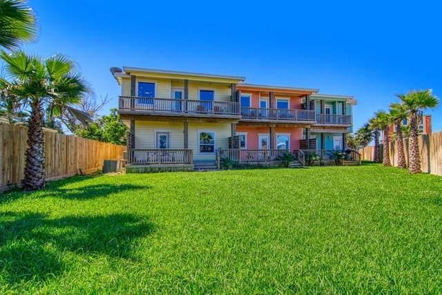 247 W Roberts Avenue, Port Aransas, TX 78373 (MLS #376807) :: KM Premier Real Estate