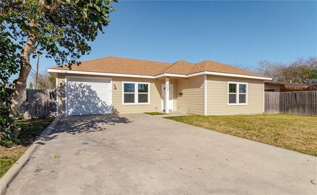 434 Wilma Drive, Corpus Christi, TX 78412 (MLS #376808) :: KM Premier Real Estate