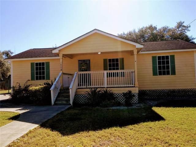 113 W.Welder, Sinton, TX 78387 (MLS #376811) :: KM Premier Real Estate