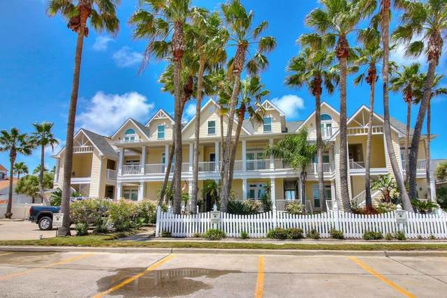 116 W Cotter C & D, Port Aransas, TX 78373 (MLS #376813) :: KM Premier Real Estate