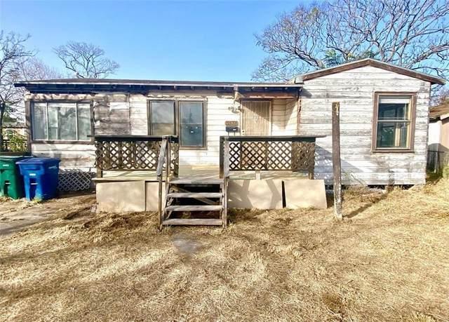 3578 S Naylor, Corpus Christi, TX 78408 (MLS #376837) :: KM Premier Real Estate
