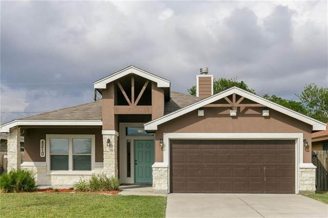 4210 Summer Wind Drive, Corpus Christi, TX 78413 (MLS #376859) :: South Coast Real Estate, LLC
