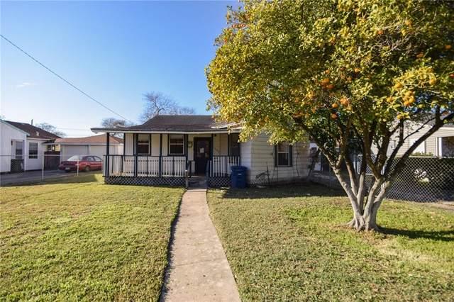 1333 Logan Avenue, Corpus Christi, TX 78415 (MLS #376867) :: KM Premier Real Estate