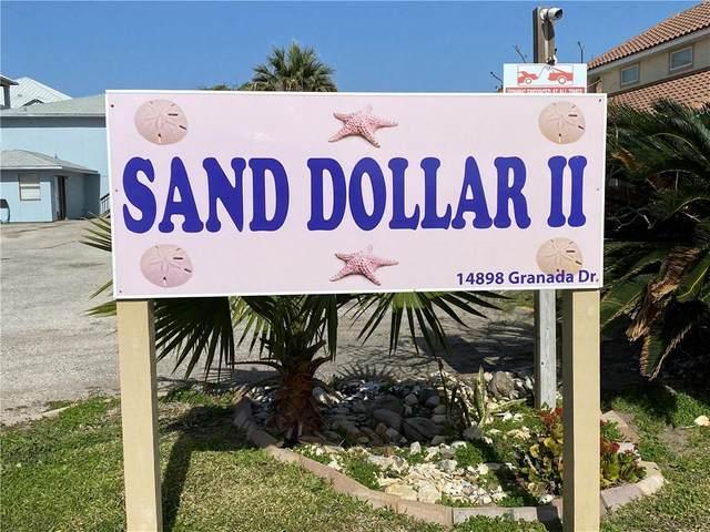 14898 Granada Drive #9, Corpus Christi, TX 78418 (MLS #376884) :: KM Premier Real Estate
