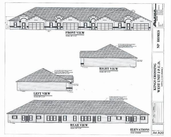 5422 Neela, Corpus Christi, TX 78413 (MLS #376886) :: KM Premier Real Estate