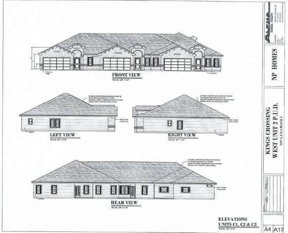7705 Arshan, Corpus Christi, TX 78413 (MLS #376897) :: KM Premier Real Estate