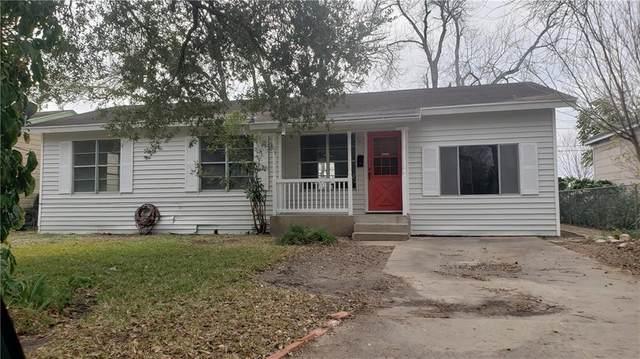207 W Fairview Drive, Kingsville, TX 78363 (MLS #376903) :: KM Premier Real Estate