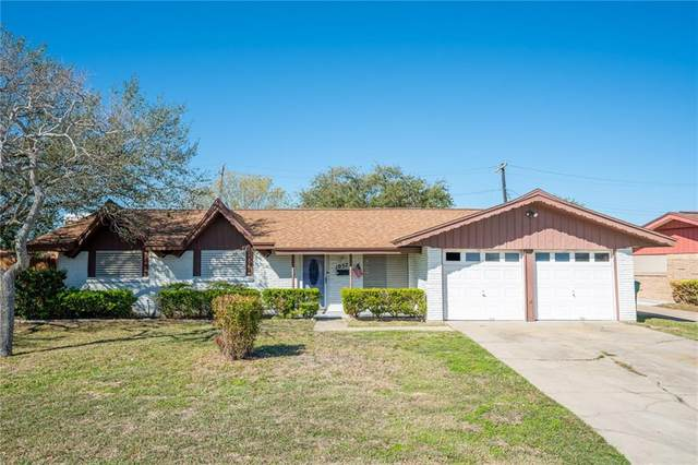 1057 Monette Drive, Corpus Christi, TX 78412 (MLS #376911) :: South Coast Real Estate, LLC