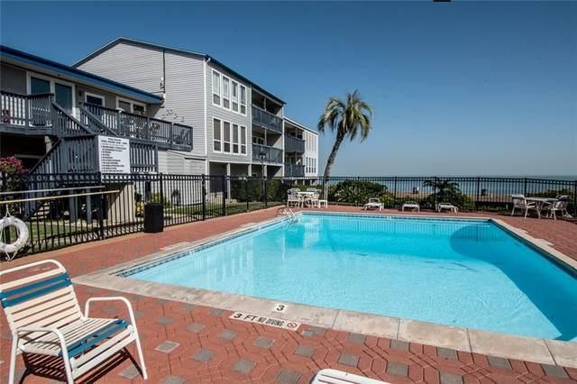 3402 Ocean Dr E #37, Corpus Christi, TX 78404 (MLS #376916) :: South Coast Real Estate, LLC