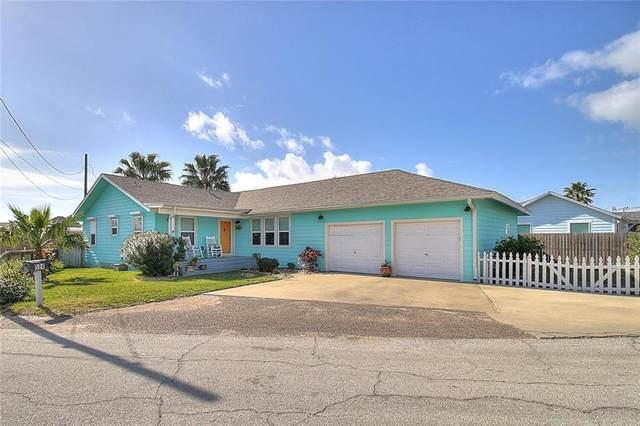 504 Palm Drive, Port Aransas, TX 78373 (MLS #376961) :: RE/MAX Elite Corpus Christi