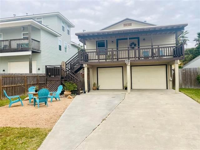322 W Avenue A, Port Aransas, TX 78373 (MLS #376962) :: RE/MAX Elite Corpus Christi