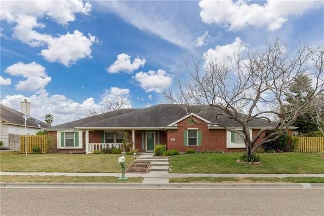 109 Walker Street, Odem, TX 78370 (MLS #376969) :: KM Premier Real Estate