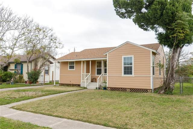 4222 Brentwood Drive, Corpus Christi, TX 78415 (MLS #376973) :: South Coast Real Estate, LLC