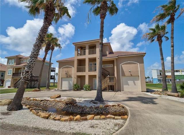 142 Mariners Drive, Port Aransas, TX 78373 (MLS #377006) :: RE/MAX Elite Corpus Christi