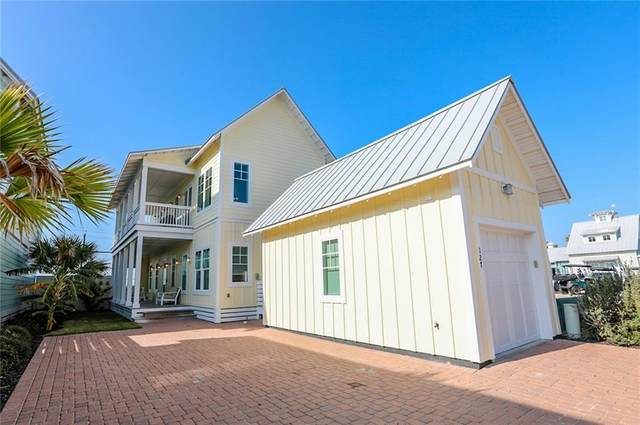 127 Fish Hook Lane, Port Aransas, TX 78373 (MLS #377013) :: RE/MAX Elite Corpus Christi