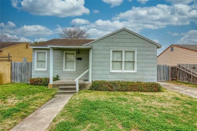 4805 Archer Drive, Corpus Christi, TX 78415 (MLS #377024) :: RE/MAX Elite Corpus Christi