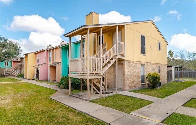 6702 Everhart T108, Corpus Christi, TX 78413 (MLS #377028) :: South Coast Real Estate, LLC