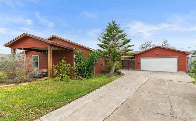 4221 Center Drive, Corpus Christi, TX 78412 (MLS #377030) :: KM Premier Real Estate