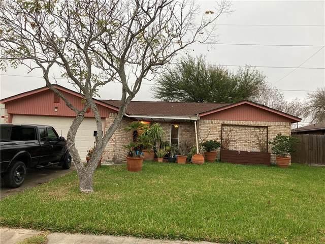 3614 Beauregard Drive, Corpus Christi, TX 78415 (MLS #377035) :: KM Premier Real Estate