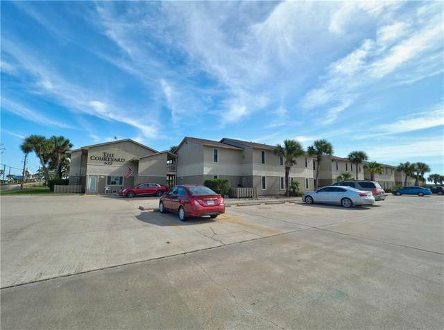 622 Access Road 1-A, #222, Port Aransas, TX 78373 (MLS #377036) :: South Coast Real Estate, LLC