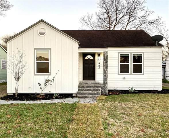 443 Indiana Avenue, Corpus Christi, TX 78404 (MLS #377091) :: South Coast Real Estate, LLC