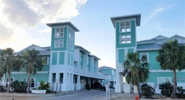 3021 11th Street #3, Port Aransas, TX 78373 (MLS #377095) :: South Coast Real Estate, LLC