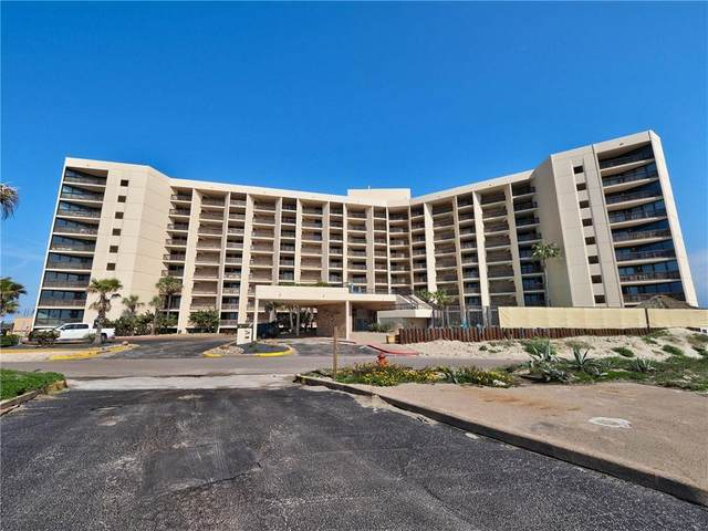 1000 Lantana Drive #303, Port Aransas, TX 78373 (MLS #377101) :: RE/MAX Elite Corpus Christi