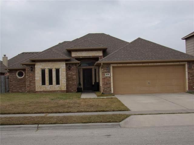408 Long Point Drive, Portland, TX 78374 (MLS #377124) :: South Coast Real Estate, LLC