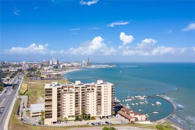 1400 Ocean Drive 1003B, Corpus Christi, TX 78404 (MLS #377128) :: South Coast Real Estate, LLC