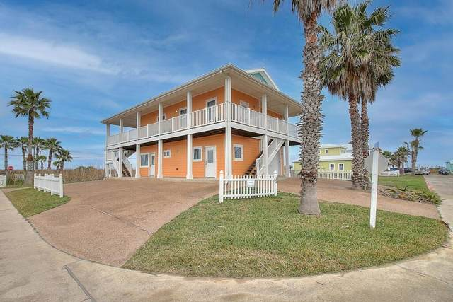104 Five Dove, Port Aransas, TX 78373 (MLS #377131) :: South Coast Real Estate, LLC